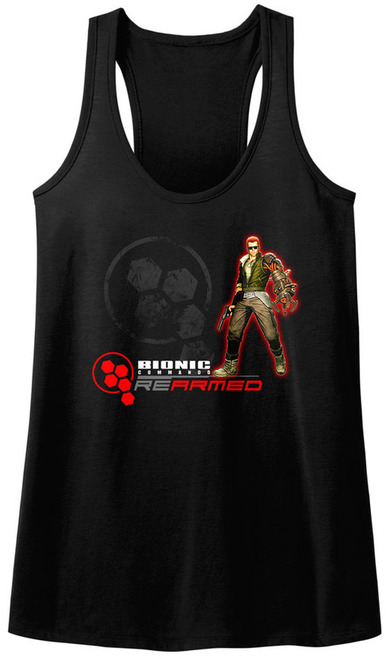 Image for Bionic Commando Juniors Tank Top - Rearmed