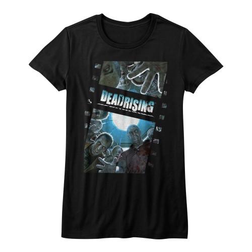 Image for Dead Rising Girls T-Shirt - Zombie Film