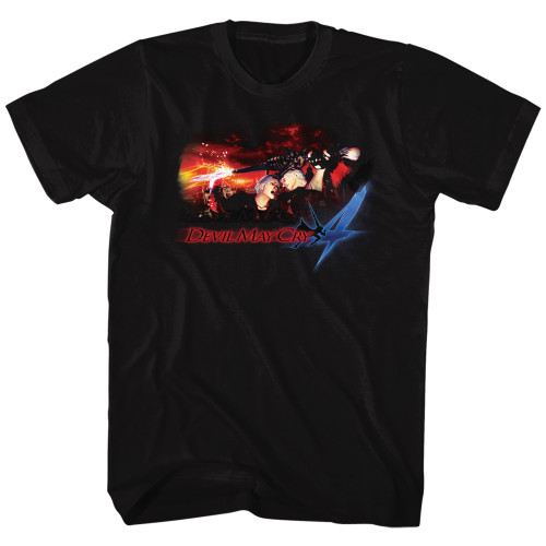 Image for Devil May Cry Face Your Demons T-Shirt