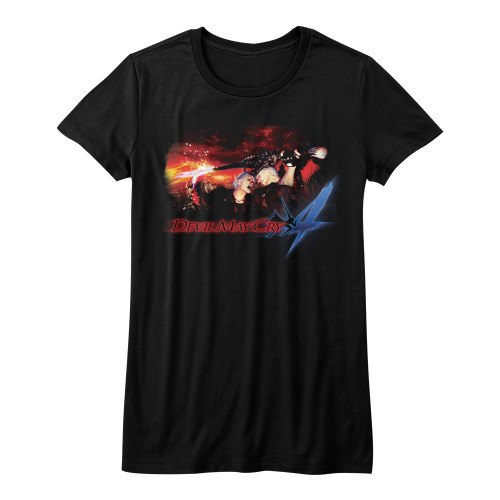 Image for Devil May Cry Girls T-Shirt - Face Your Demons