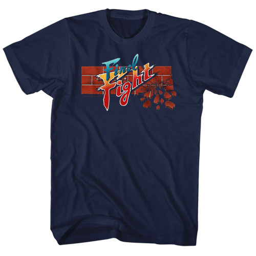 Image for Final Fight Logo T-Shirt