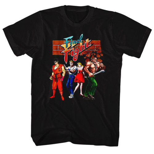 Image for Final Fight Gang T-Shirt