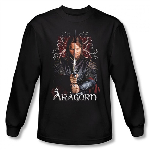 Image for Lord of the Rings Aragorn T-Shirt