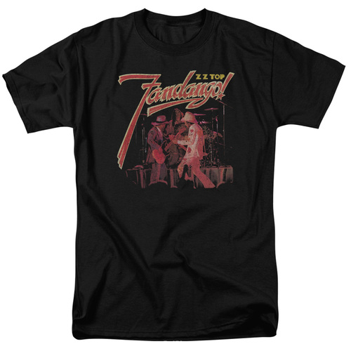 Image for ZZ Top T-Shirt - Fandango!