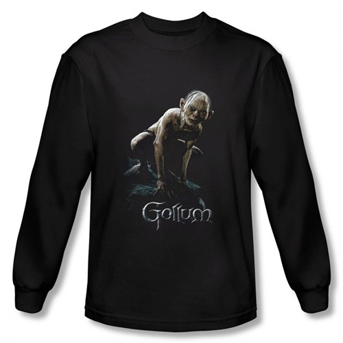 Image for Lord of the Rings Gollum Long Sleeve T-Shirt