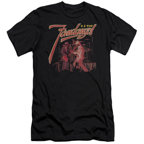 Image for ZZ Top Premium Canvas Premium Shirt - Fandango!