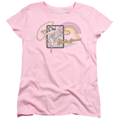 Image for Wonder Woman Womans T-Shirt - Island Princess