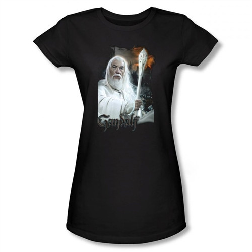 Image for Lord of the Rings Girls T-Shirt - Gandalf