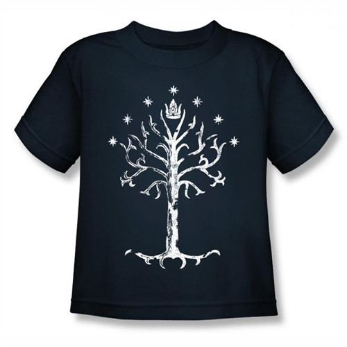 Image for Lord of the Rings Kids T-Shirt - Tree of Gondor