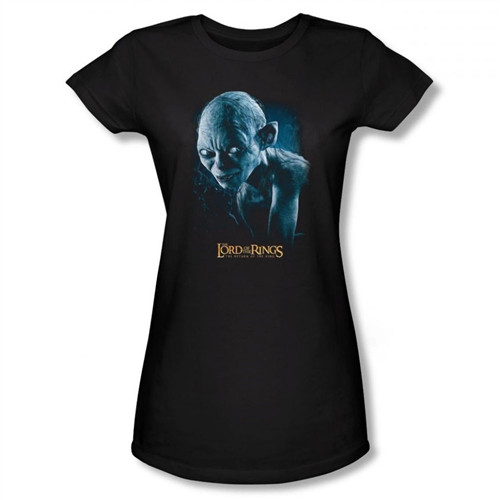 Image for Lord of the Rings Girls T-Shirt - Sneaking