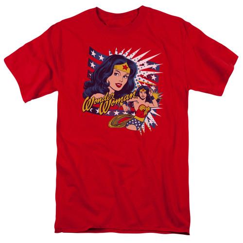 Image for Wonder Woman T-Shirt - Pop Art Wonder