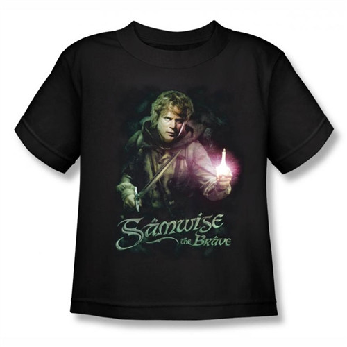 Image for Lord of the Rings Kids T-Shirt - Samwise the Brave