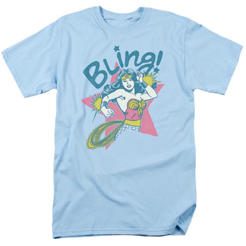 Image for Wonder Woman T-Shirt - Bling