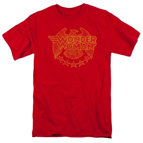 Image for Wonder Woman T-Shirt - Wonder Eagle