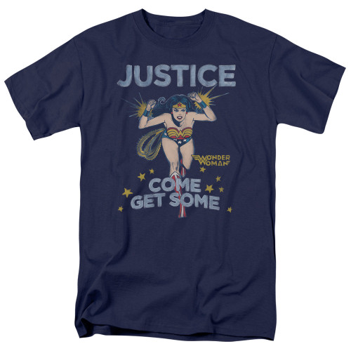 Image for Wonder Woman T-Shirt - Come Get Some