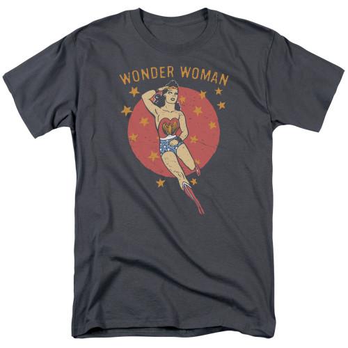 Image for Wonder Woman T-Shirt - Wonder Circle