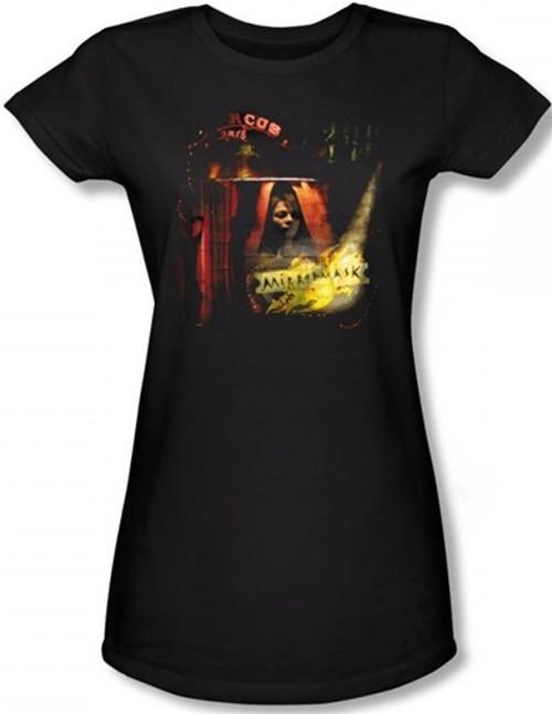 Image for MirrorMask Girls T-Shirt - Big Top Poster