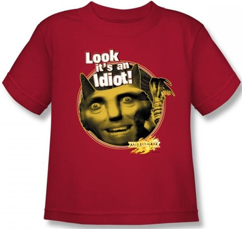 Image for MirrorMask Kids T-Shirt - Riddle Me This