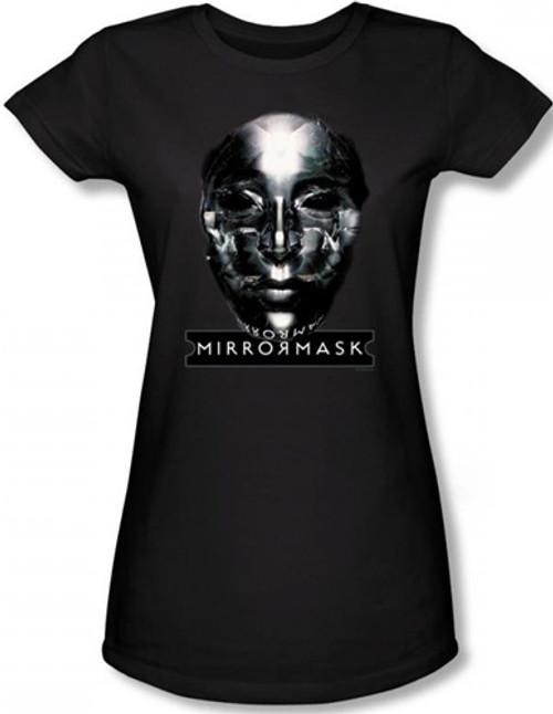 Image for MirrorMask Girls T-Shirt - Mask