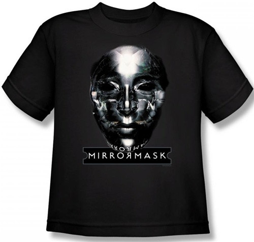 Image for MirrorMask Youth T-Shirt - Mask