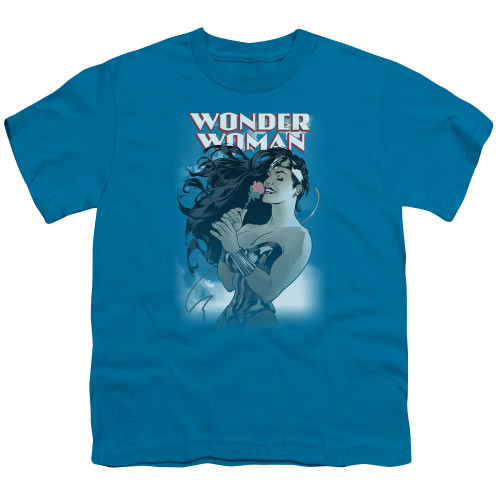 Image for Wonder Woman Youth T-Shirt - Issue #178 Cover