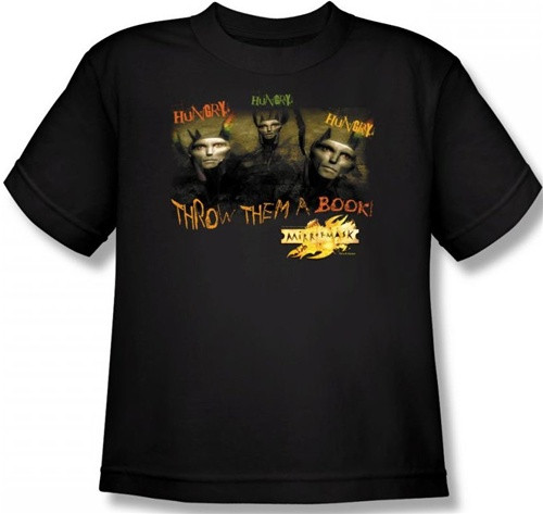 Image for MirrorMask Youth T-Shirt - Hungry