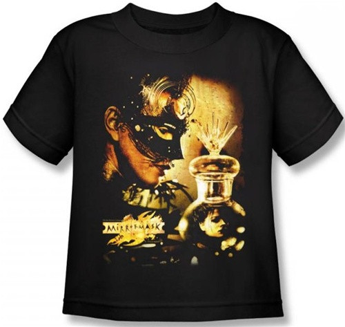 Image for MirrorMask Kids T-Shirt - Trapped