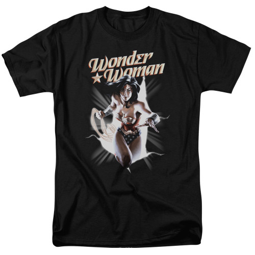 Image for Wonder Woman T-Shirt - Break Out