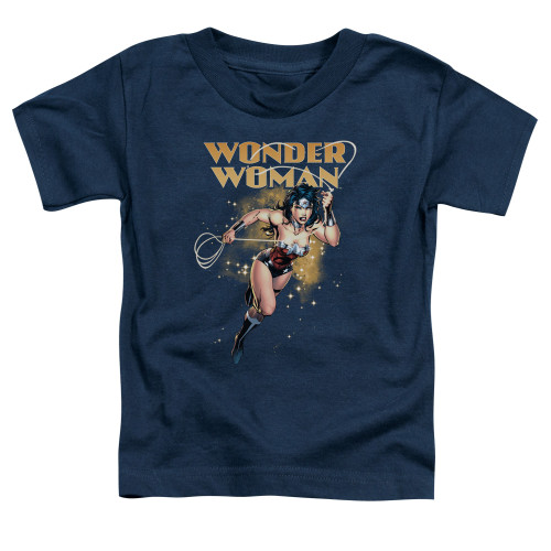 Image for Wonder Woman Star Lasso Toddler T-Shirt