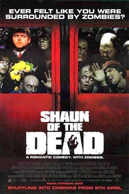 Image for Shaun of the Dead Poster