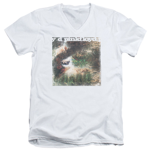 Image for Pink Floyd V Neck T-Shirt - Saucerful of Secrets