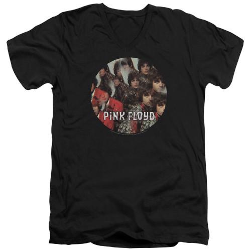 Image for Pink Floyd V Neck T-Shirt - Piper