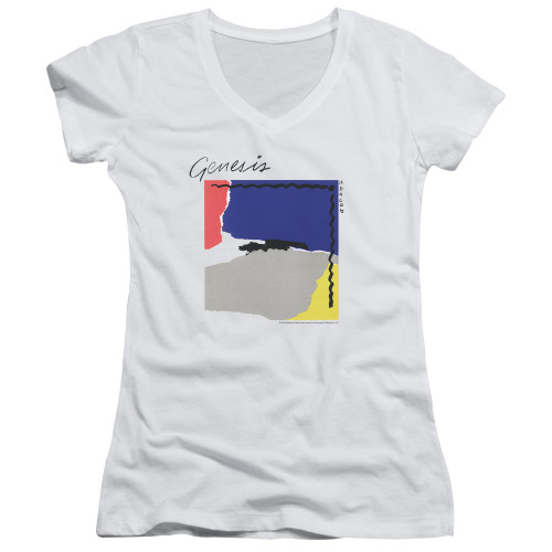 Image for Genesis Girls V Neck - Abacab