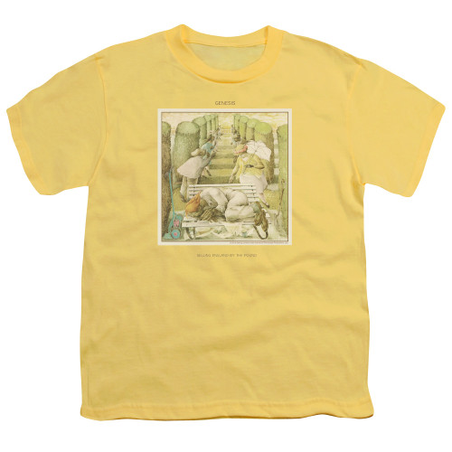 Image for Genesis Youth T-Shirt - Selling England