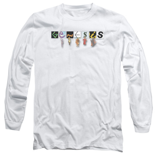 Image for Genesis Long Sleeve Shirt - New Logo
