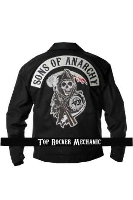 Image for Sons of Anarchy - Mechanic Jacket