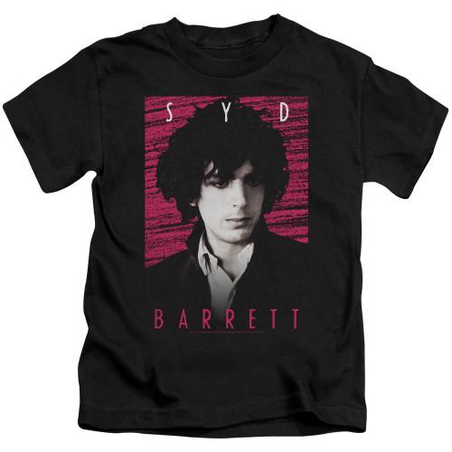 Image for Syd Barrett Kids T-Shirt - Syd Gaze