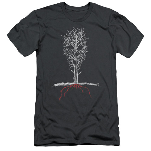 Image for American Horror Story Premium Canvas Premium Shirt - Scary Tree