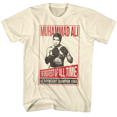 Image for Muhammad Ali T-Shirt - Greatest of all Posters