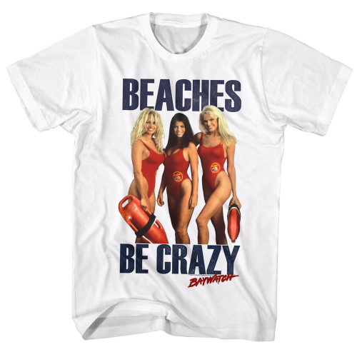 Image for Baywatch T-Shirt - Beeches Be...