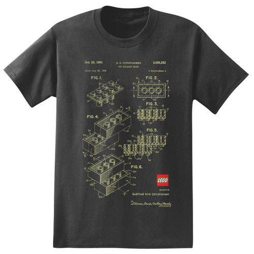 Image for Lego T-Shirt - Patent