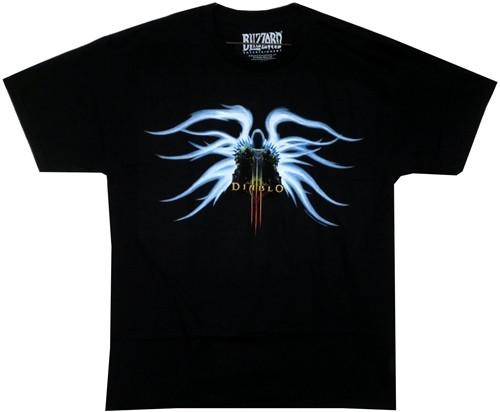 Image for Diablo III Tyrael T-Shirt