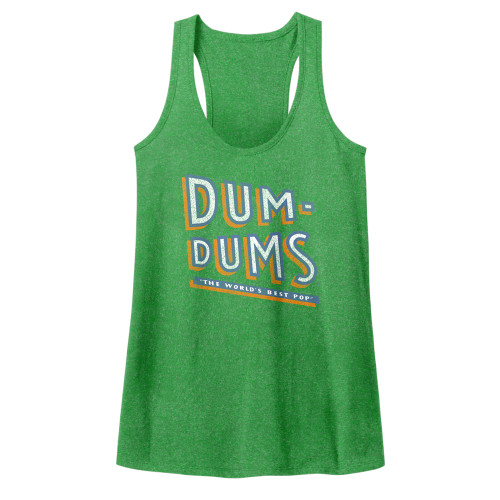 Image for Dum Dums Juniors Tank Top - Stacked