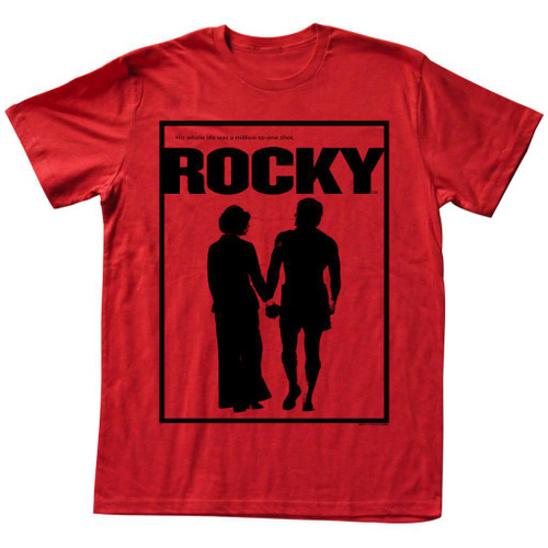 Image for Rocky T-Shirt - Hand in Hand Poster