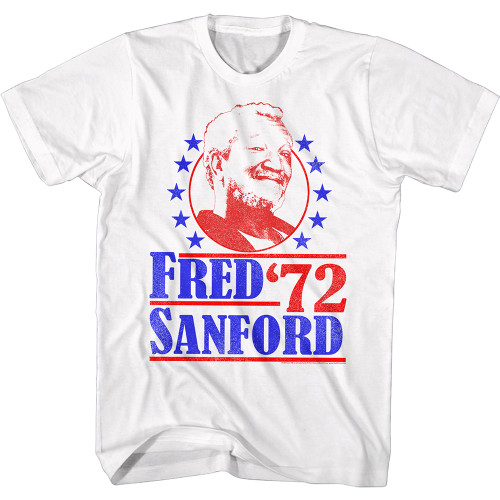 Image for Redd Foxx T-Shirt - Vote for Fred