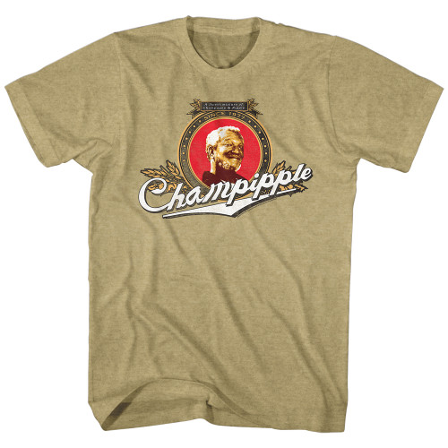 Image for Redd Foxx Heather T-Shirt - Champipple