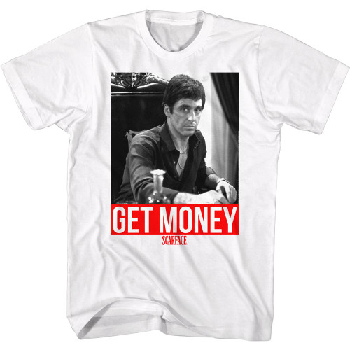 Image for Scarface T-Shirt - Get It