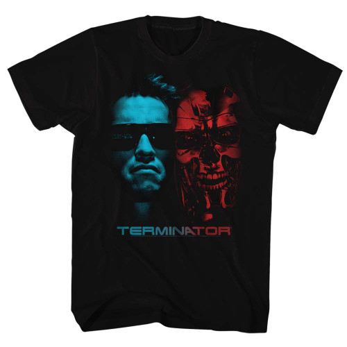 Image for Terminator T-Shirt - Face Off