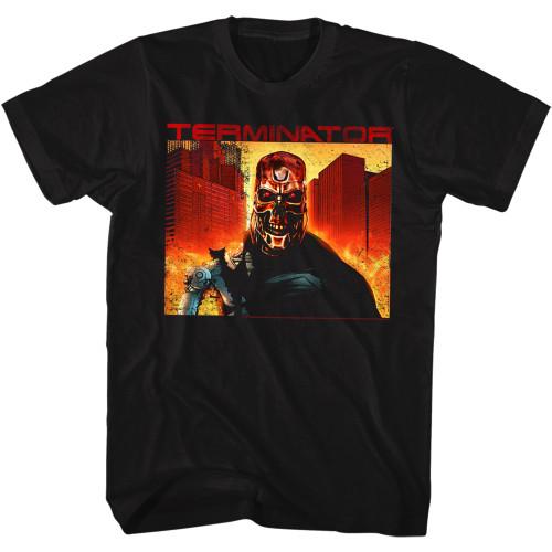 Image for Terminator T-Shirt - Endgame