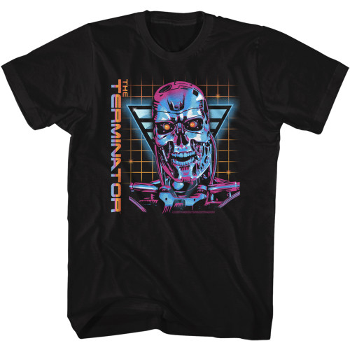 Image for Terminator T-Shirt - So Very 80's